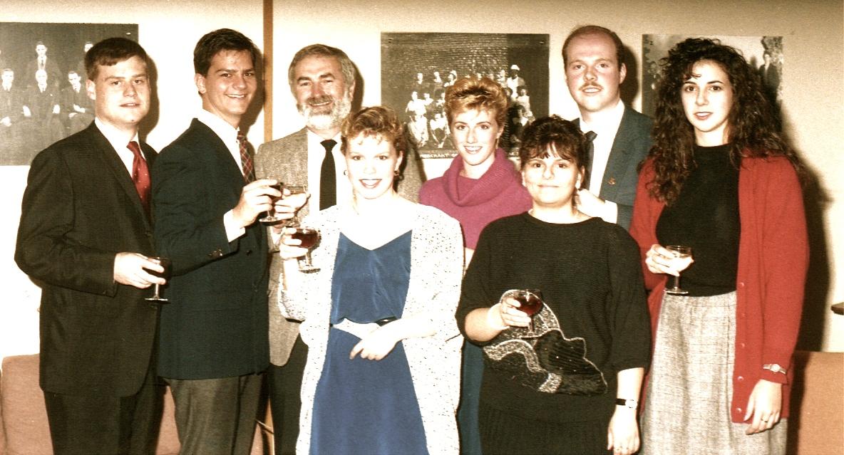 MSSS-Founding-1-October-1988